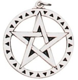 Pentagram Pendant for Achievement of Desires