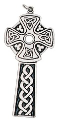 Celtic Cross Pendant for Protection & Prosperity