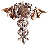 Sacred Dragon Amulet, Physical & Psychic Protection