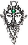 Green Man for Natural Magic