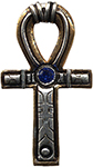 Ankh Amulet for Health, Prosperity, & Long Life