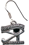 Eye of Horus Earrings for Health, Strength, and Protection