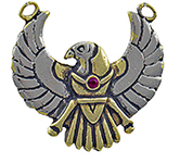 Horus Amulet for Safety on Journeys