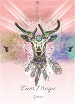 Deer Magic Card for Grace
