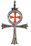Templar Ankh for the True Seeker of Self-Mastery and Immortality