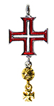 Tomar Cross for Protection on Life's Journey