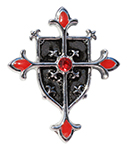 Shield Cross for Protection from Evil