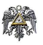 Byzantine Eagle for Power and Glory