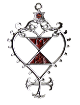 Pentacle of Venus - Loving Relationships