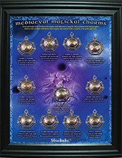 Mediaeval Magick Frame Display