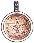 Tetragrammaton Talisman for Divine Guidance & Knowledge