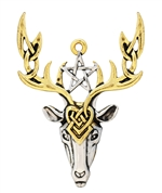 Beltane Stag for Fertile Energy