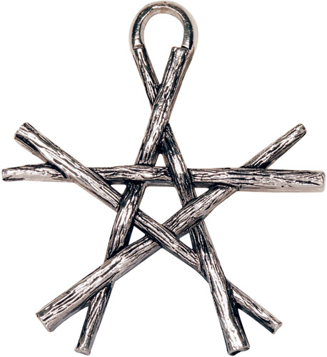Pentagram of Wands