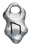 Ur Rune Charm for Strength and Advancement