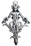 Mandrake Pendant for Power & Attraction