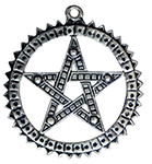 Pagani Pentagram for Increasing Psychic Ability