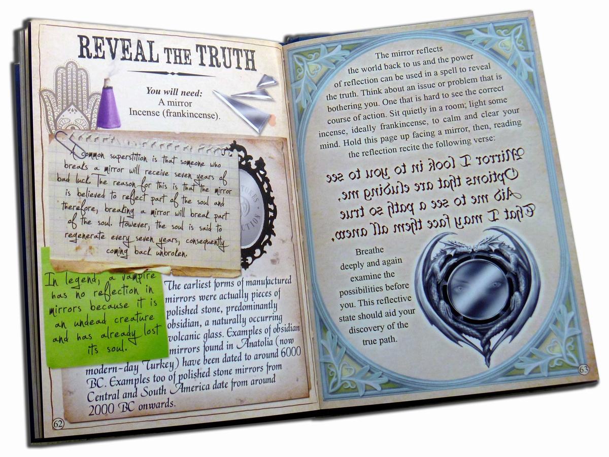 Vampire Spell Book