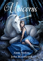 Unicorns Book from Anne Stokes and John Woodward
