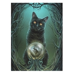 Rise of the Witches Canvas Art Print by Lisa Parker
