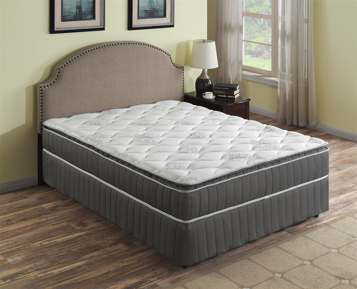 orion innerspring mattress w800q pocket coils at 13 ga - Innerspring Mattress