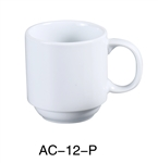 Yanco AC-12-P ABCO Prime Stackable Coffee/Tea Mug