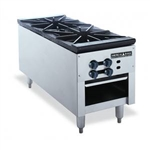 American Range - ARSP-18-2 Heavy Duty Stock Pot Stove