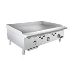 36″ HD Thermostatic Griddle by Atosa - made available by Celebrate Festival Inc