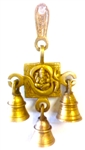 Bell Brass Om Ganesh 1step