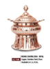 Copper Step Handi Chafing Dish - By Celebrate Festival Inc