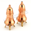 Copper Salt & Pepper Shakers Set - by Celebrate Festival Inc