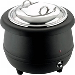10.5 Qt. Electric Soup Warmer - By Celebrate Festival Inc