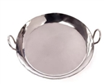 18' Stainless Steel Kadai  ( WOK)- By Celebrate Festival Inc