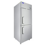 Top Mount Refrigerator ½ door by Atosa - made available by Celebrate Festival Inc