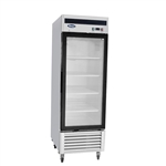Bottom Mount (1) One Glass Door Freezer by Atosa - made available by Celebrate Festival Inc