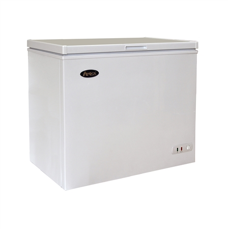 MWF9007 Solid Top Chest Freezer by Atosa - made available by Celebrate Festival Inc