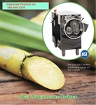 NSF Certified SugarCane Juice Machine - 110 V by Celebrate Festival Inc