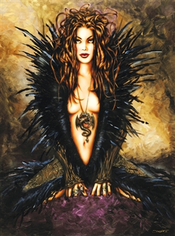 """Temptress"" Limited Edition Print"