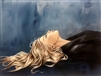 "Janesko Original Oil Painting on canvas, ""Dead To Me"""