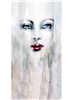 "Jennifer Janesko ""Sleepwalk"" Silk & Cotton Scarf"