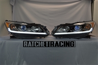 CR2 CUSTOM  HEADLIGHTS [RATCHET RACING]