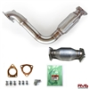 RV6 PCD / DOWNPIPE & HIGHFLOW CAT COMBO [2009-2014 TSX I4]