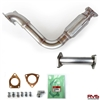 RV6 PCD / DOWNPIPE & TEST PIPE COMBO [2009-2014 TSX I4]
