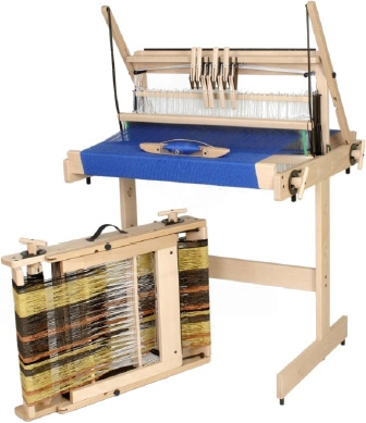 "Louet Jane  40/8 (15.5"")  Table loom"