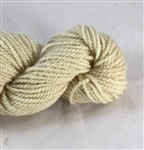 CVM Romeldale yarn - Sport - Apple - ecru - 200yds