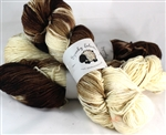 Kid Hollow 3 ply - MoKa Farm Yarn - Cafe Au Lait