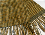 Silky Houndstooth Weaving Pattern
