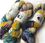Targhee Classic yarn - Worsted weight - Hushed Conversations