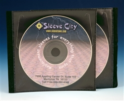 2 disc safety sleeve (50 pack)