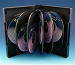 12 disc dvd case