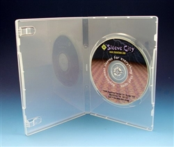 clear diskeeper dvd case